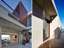 porebski architects adapts the block house to pearl beach ...