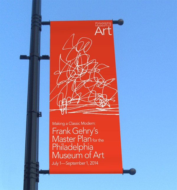 Philadelphia Museum Of Art Rebrand Paula Scher
