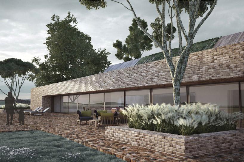 Kiko Salomao Arquitetura Builds Contemporary Barn In Sao Paulo