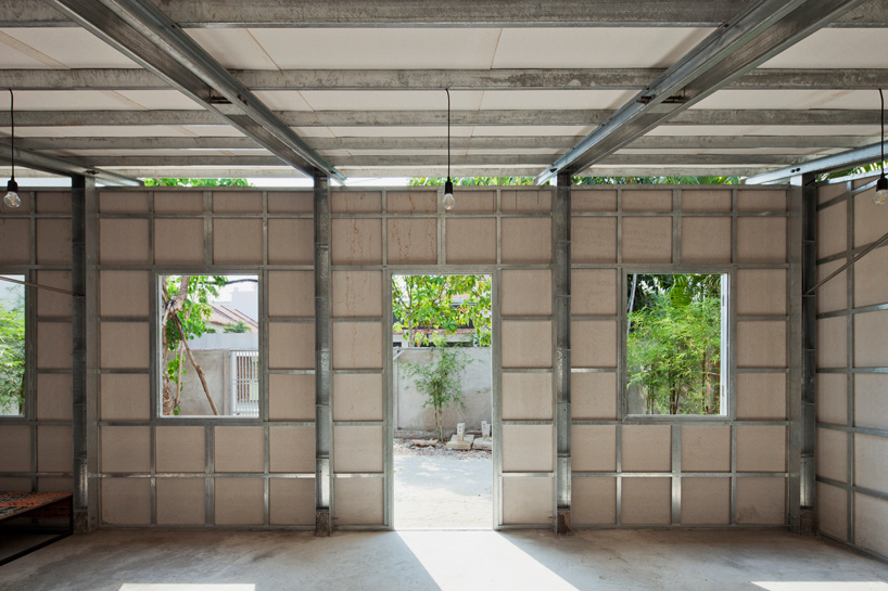 vo trong nghias latest lowcost dwelling can be assembled