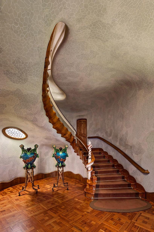 david cardels photographs antoni gauds casa batll in