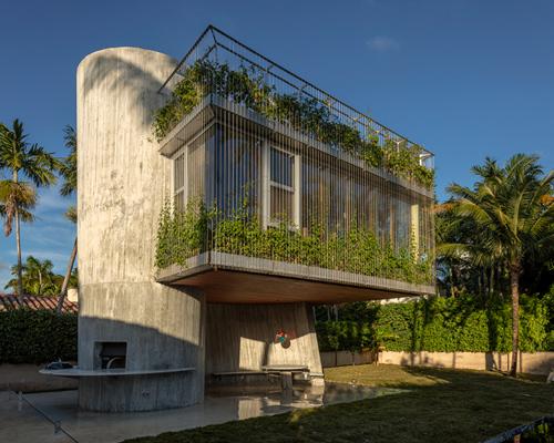 sun path house in miami beach by studio christian wassmann