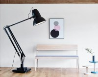anglepoise scales-up its 1930s desk light with giant lamp ...