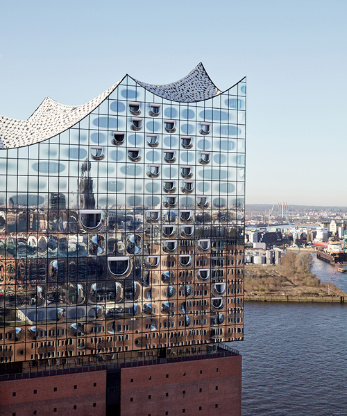 New Images Of Herzog De Meuron S Elbphilharmonie