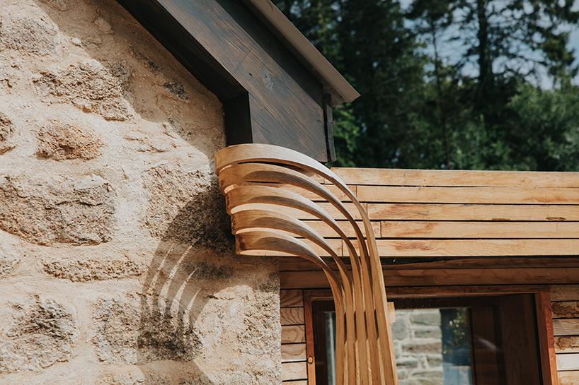 Steam Bending Wood Veneer