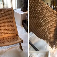 Swing Chair Patricia Urquiola Large Comfy Louis Vuitton Objets Nomades Collection At Milan Design Week 2017 Designboom