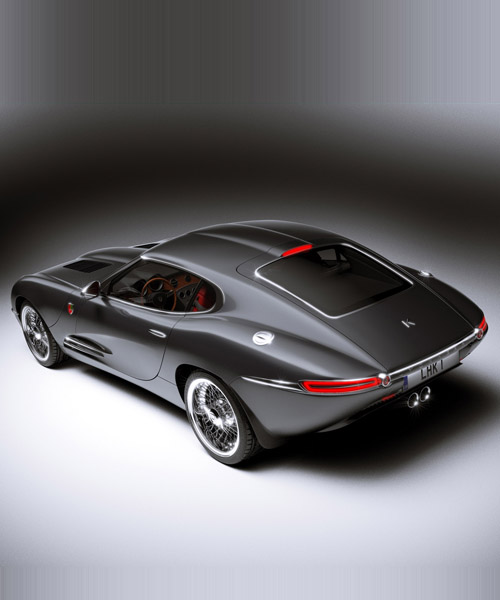 Sports Cars That Start With K : sports, start, Lyonheart, Coupé, Luxury, Sports, Influenced, Jaguar, E-type