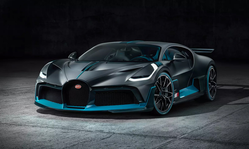 The Bugatti Divo Is The 58 Million Supercar Taking The