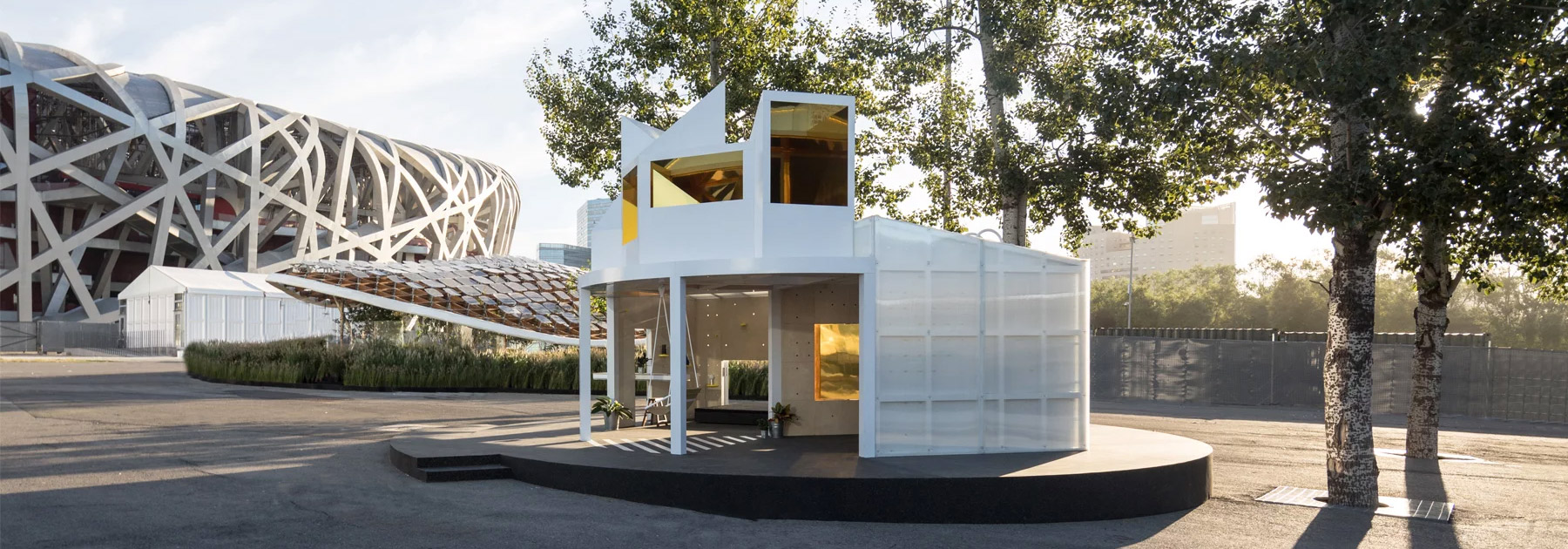 Mini Living Urban Cabin In Beijing Is Inspired By The Traditions Of Hutongs