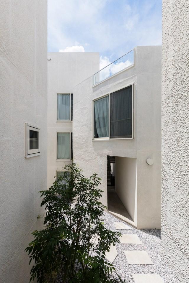 hiroyuki ito architects uehara