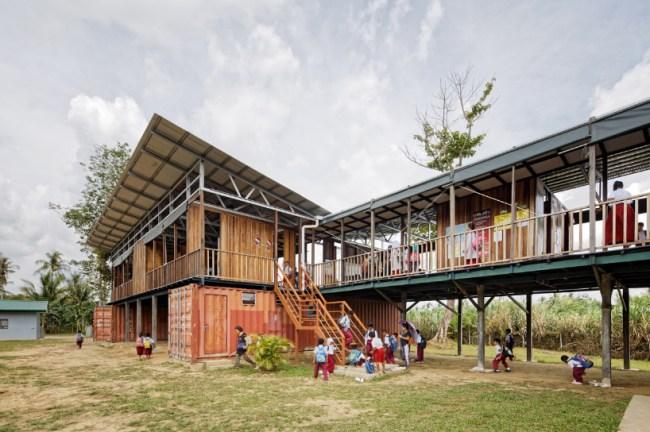 billionbricks etania green school