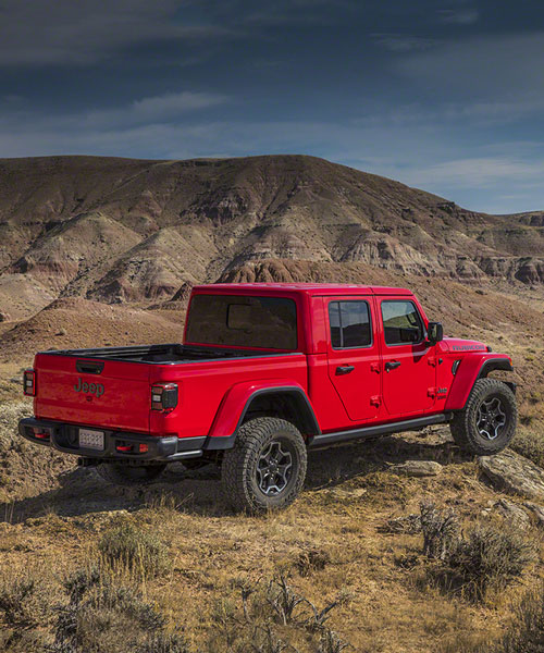 2021 Jeep Gladiator EcoDiesel Review - J.D. Power