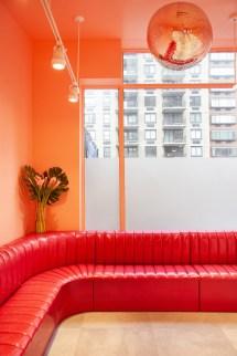 Sasha Bikoff Design Fitness Studio With Miami Vice And
