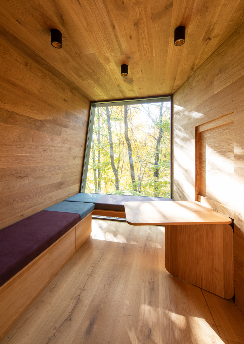 snohetta outdoor care retreats
