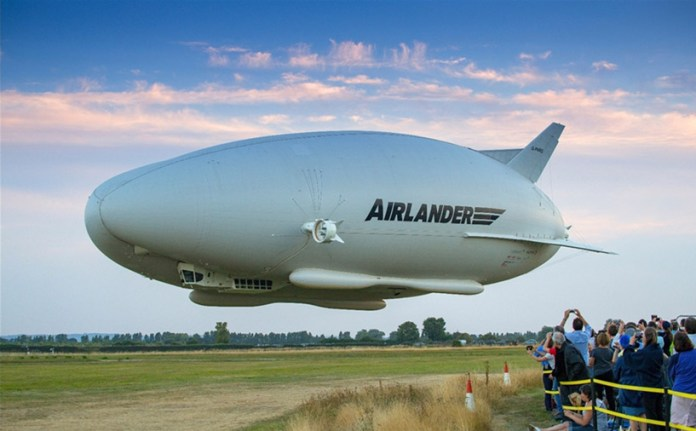 The world's largest plane is the & # 39; flying bum & # 39; get full production go-ahead