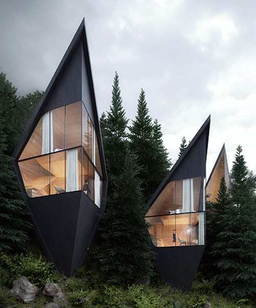Treehouse Architecture And Design Designboom Com