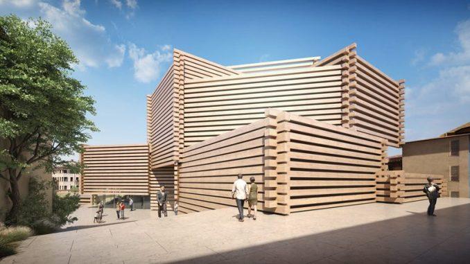 kengo kuma's odunpazari modern museum in turkey to open in june