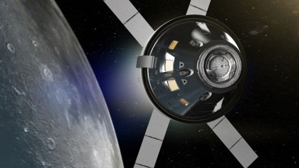 lockheed martin unveils lunar lander concept that could fly humans to the moon