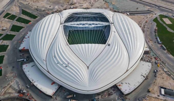 zaha hadid al wakrah stadium