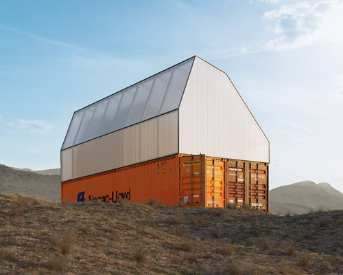 Shipping Container Architecture And Interior Design News