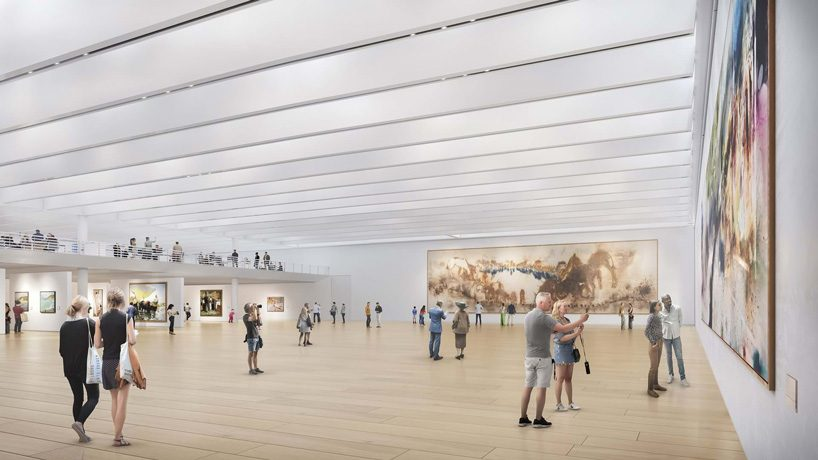 foster + partners wins competition to expand and remodel the bilbao fine arts museum