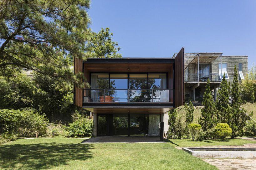 Jobim Carlevaro Arquitetos Finishes Hotel Suite In Brazil