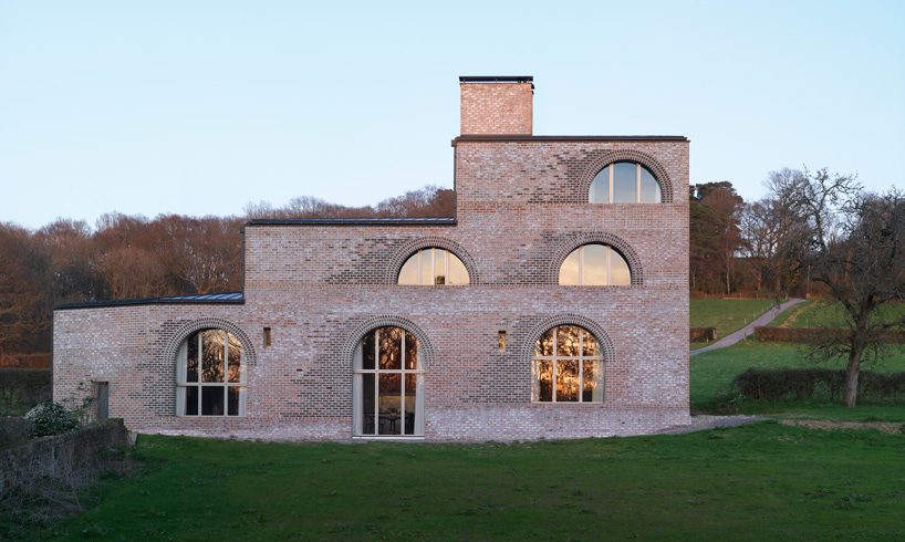 Adam Richards Builds His Own Home Nithurst Farm In Sussex
