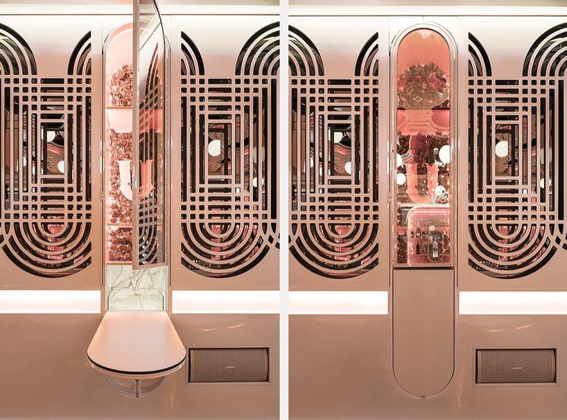 paco lago references a 1920s speakeasy to design the pastrami club in malaga designboom
