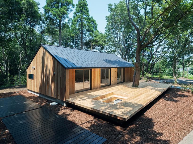 MUJI plain house