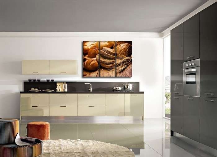 Quadri in cucina Foto  Design Mag