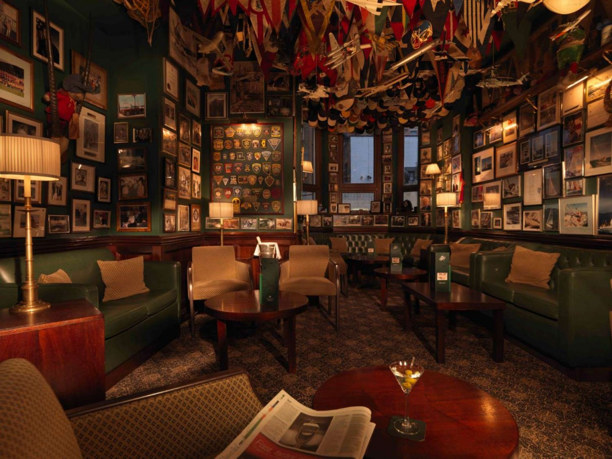 American Bar  The Savoy Strand London WC2R 0EU  London