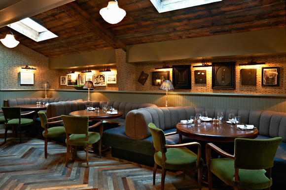 Electric Diner Notting Hill  London Bar Reviews
