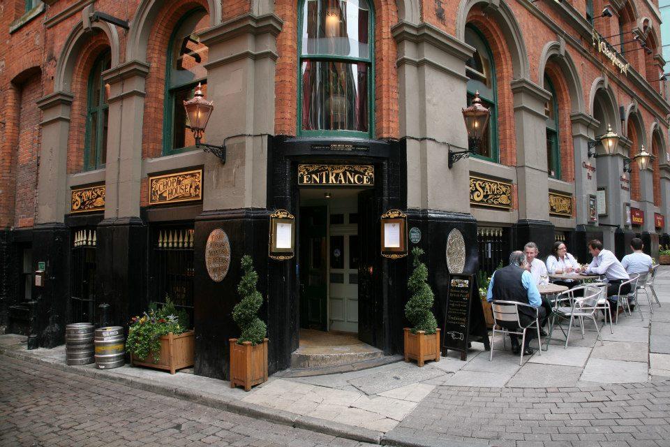 Sams Chop House King Street Manchester Pub Reviews