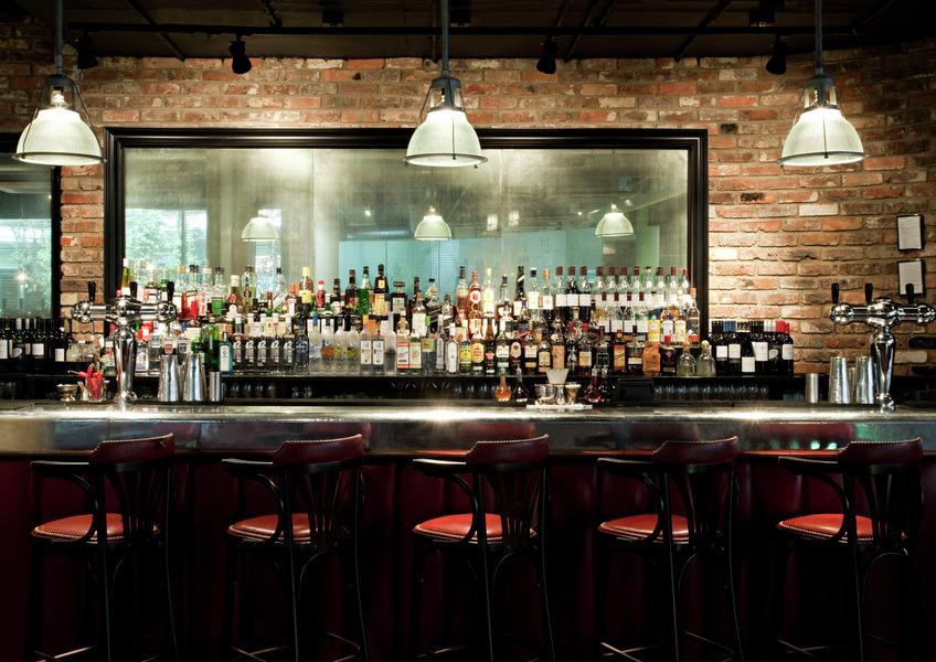 The Hoxton Grill Shoreditch  London Restaurant Bar