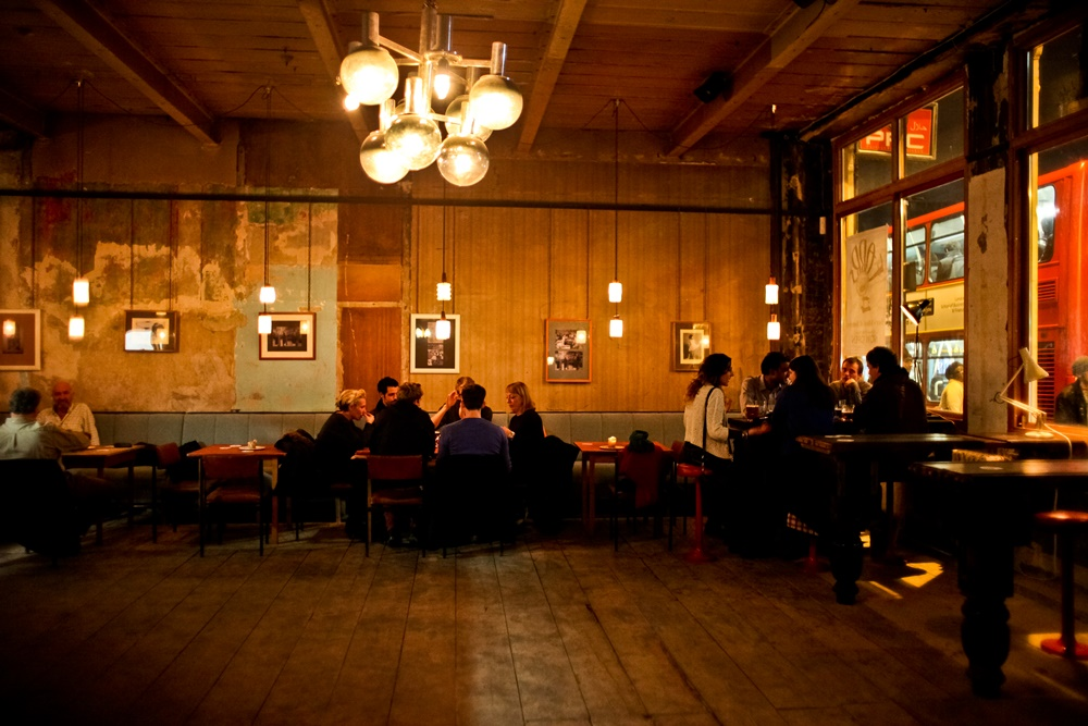 Farrs School of Dancing Dalston  London Bar Reviews