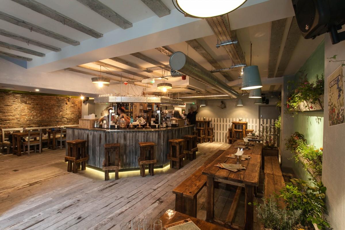Allotment Bar Northern Quarter Manchester