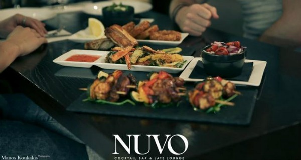 Nuvo Review Brindley Place Cocktail Bar Birmingham  DesignMyNight
