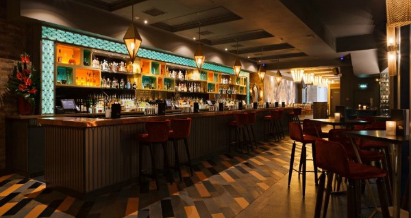 Dirty Martini St Pauls  London Bar and Restaurant