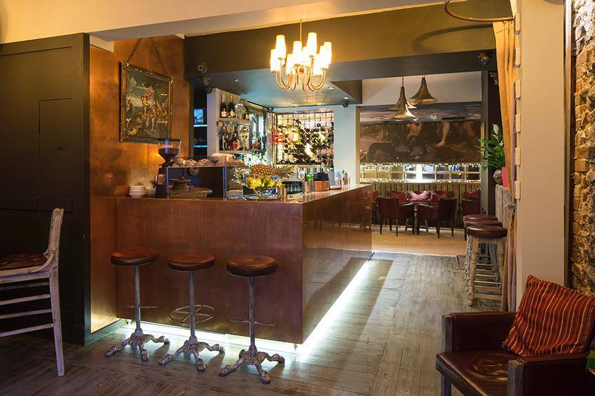 The Plotting Parlour Kemptown  Brighton Bar Reviews