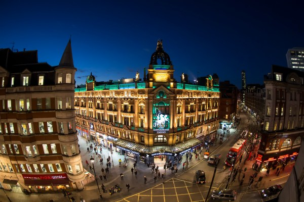 Hippodrome Casino Leicester Square London