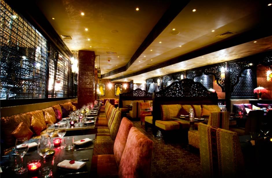 Kenza Restaurant and Lounge Bar Devonshire Square