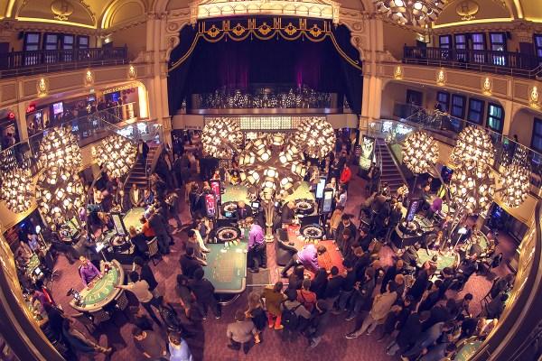 Hippodrome Casino Leicester Square London Bar Designmynight