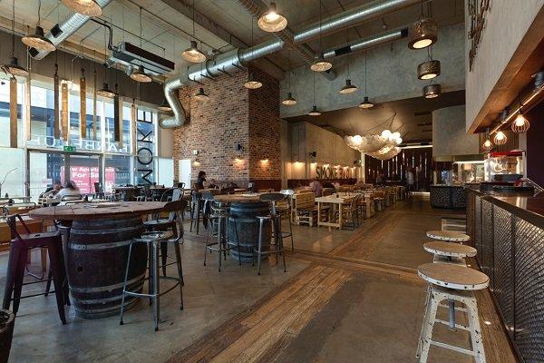Smoke BBQ City Centre  Glasgow Restaurant Reviews  DesignMyNight