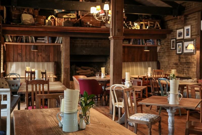 The Crooked Billet Wimbledon  London Pubs Reviews