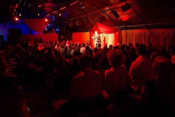 Covent Garden Comedy Club London