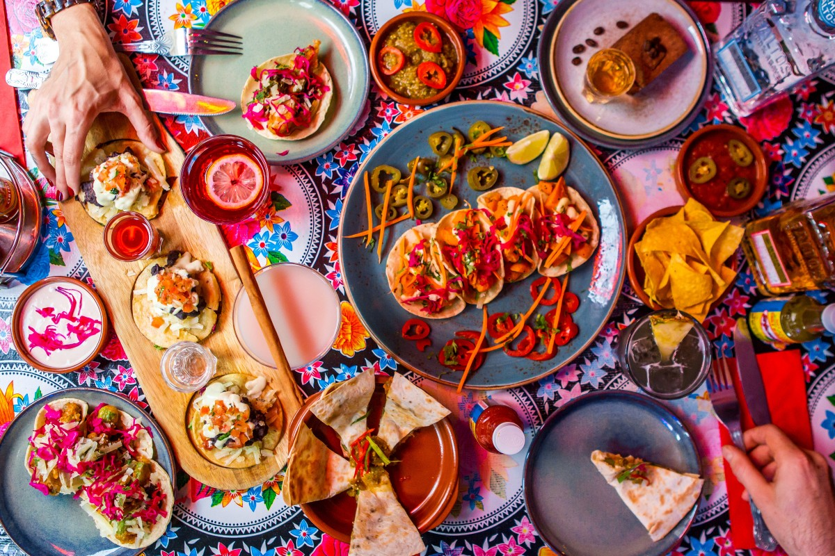 Day Of The Dead Pairing Dinner With Olmeca Altos