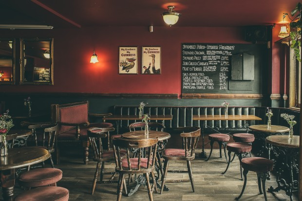 east london sofa cinema donnell granite reviews the three compasses dalston | pub ...