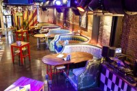 Trapeze Shoreditch | London Bar Reviews | DesignMyNight