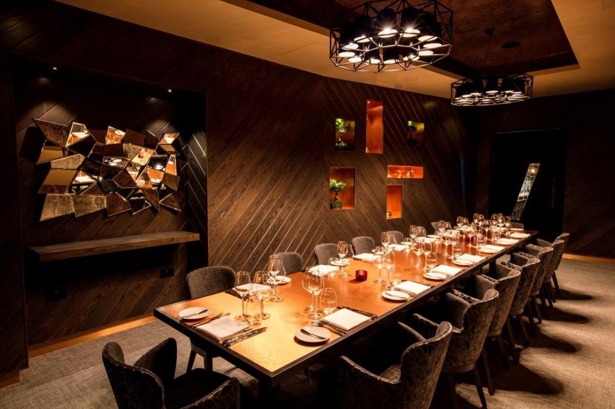 M Restaurant Victoria Street London Restaurant Reviews