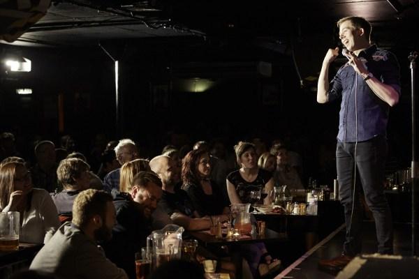 Comedy Clubs Brighton In